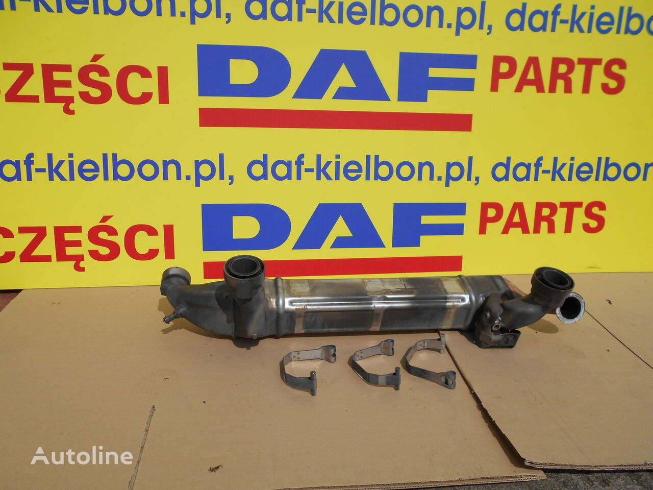 SPALIN EGR intercooler for DAF XF 106 tractor unit