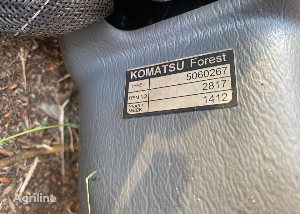 2817 joystick for gear shift for KOMATSU Valmet tractor