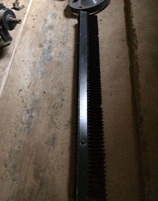 Listwa Nożowa Sieczkarnie knife for CLAAS Lexion  grain harvester