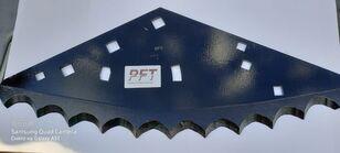 new PFT для кормосмесителя knife for PFT feed mixer