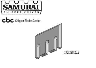 Doppstadt DH knife for Doppstadt Dh wood chipper