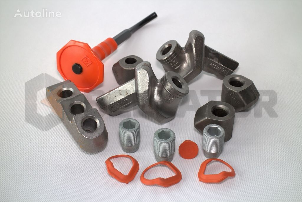 new HT3 HT11 HT22 toolholders scrapers / obsady listwy zgarniacza Wi knife for cold milling machine