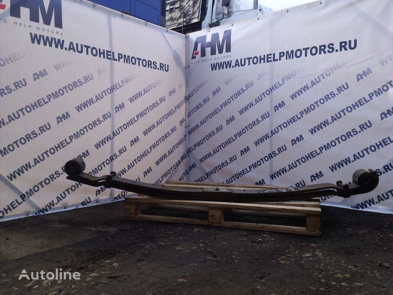MAN TGA leaf spring for tractor unit