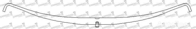 new ROR 21200891 (Nr OE: 21200891) leaf spring for semi-trailer
