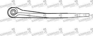 new SAF 3155102902 leaf spring for semi-trailer