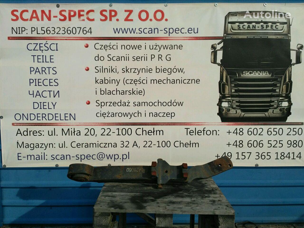 SCANIA 1421060 Lewa strona RH (SC1421060) leaf spring for SCANIA SERIE 4 / R tractor unit
