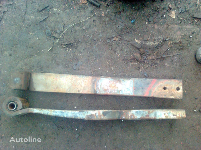 BPW leaf spring for semi-trailer