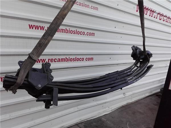 Ballesta Eje Trasero Derecho leaf spring for VOLVO FL XXX (2006->) Fg 4x2 [7,2 Ltr. - 206 kW Diesel] truck