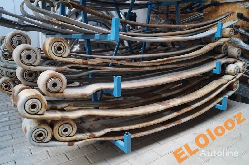 leaf spring for MAN Y PIÓRO MAN F2000 PRZÓD 900x900x90 truck