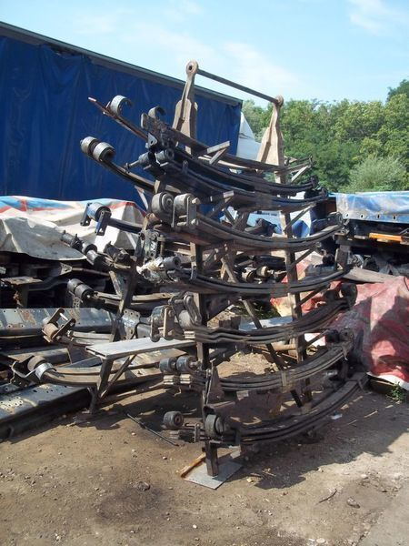 SCANIA leaf spring for SCANIA tractor unit