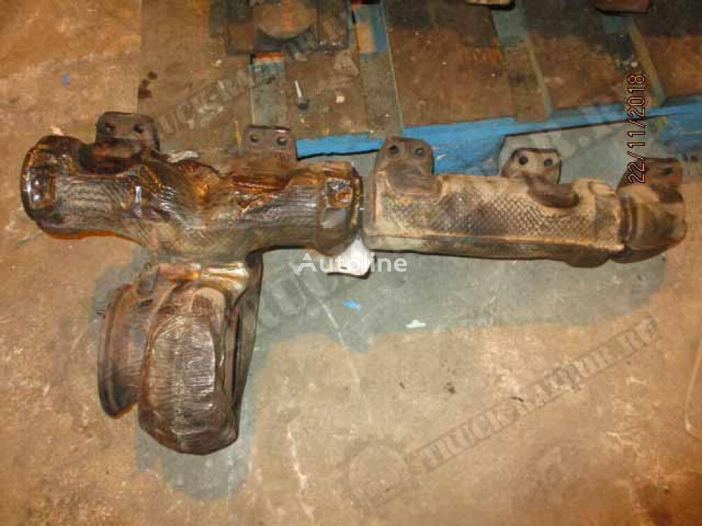 manifold for DAF tractor unit