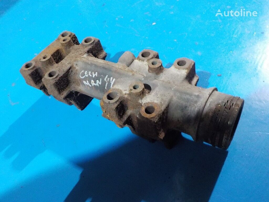 MAN manifold for truck