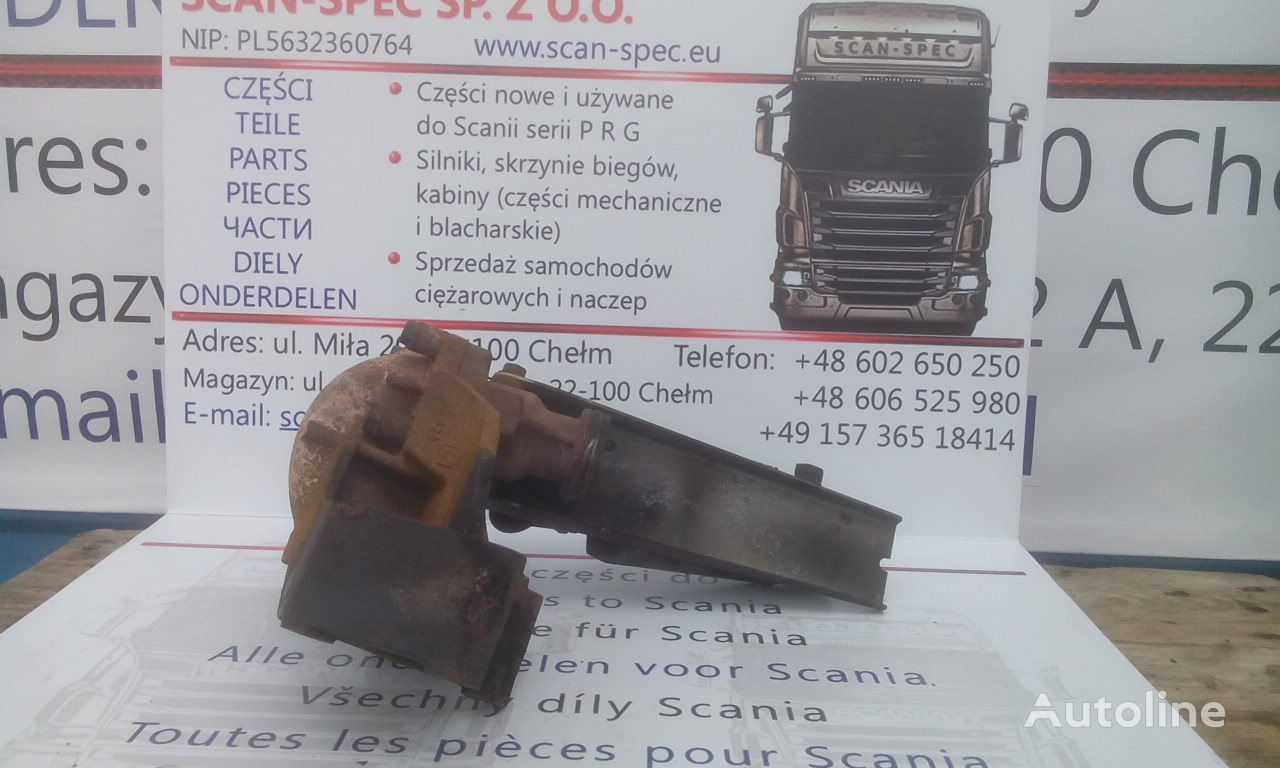 manifold for SCANIA P R G tractor unit