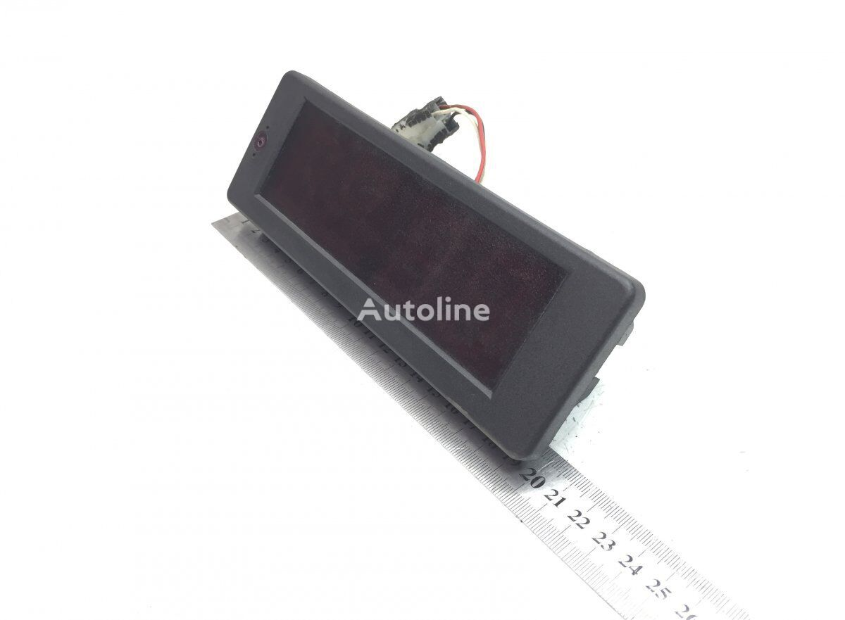 Digital watch monitor for SCANIA P G R T-series (2004-) tractor unit