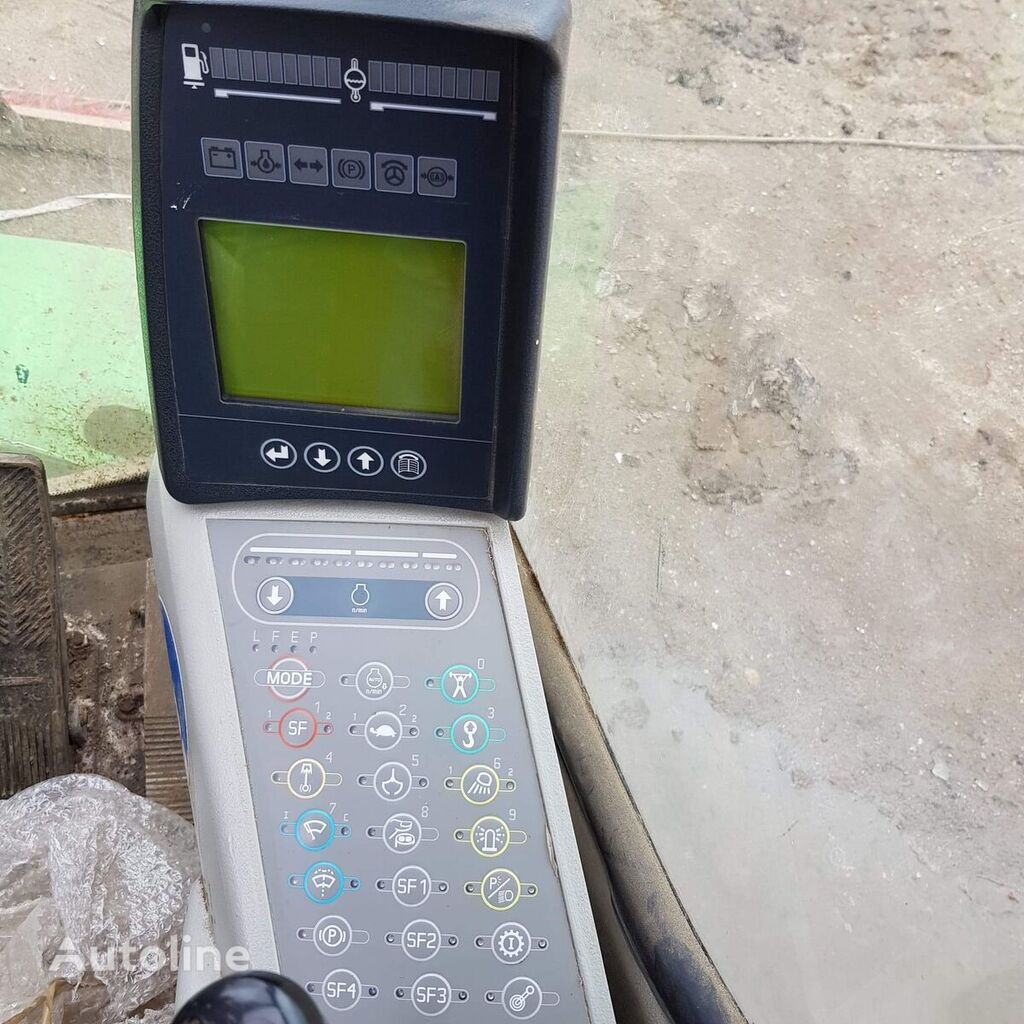 LIEBHERR 904 C monitor for LIEBHERR 904 C excavator