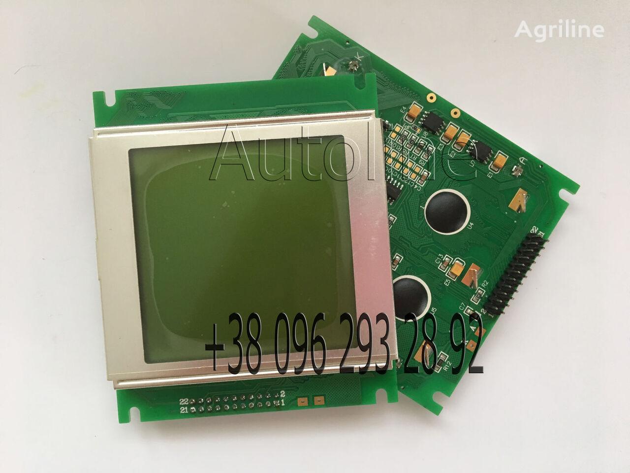 new Ekran dlya SM300, SM400, Challenger 8186 monitor for MASSEY FERGUSON MF-555 seeder