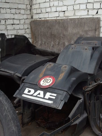 mudguard for DAF 95XF tractor unit