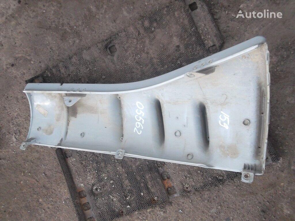 Vozduhozabornik naruzhnyy levyy (na kabinu) mudguard for IVECO truck