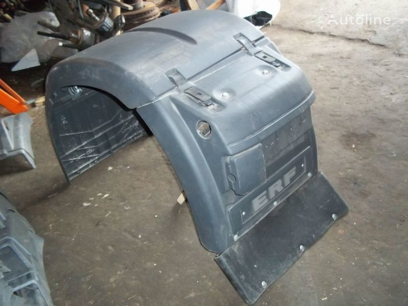 new mosta mudguard for MAN ERF tractor unit