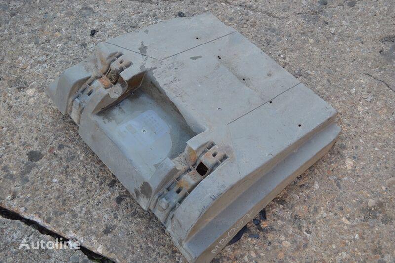 MERCEDES-BENZ vedushchego mosta, perednee mudguard for MERCEDES-BENZ Actros MP2/MP3 (2002-2011) truck