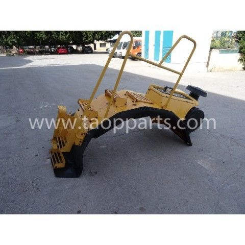 VOLVO mudguard for VOLVO A40D construction equipment