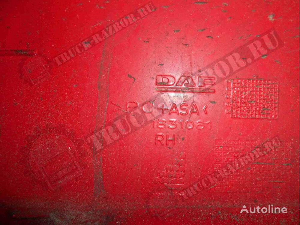 nakladka (1831061) mudguard for DAF tractor unit