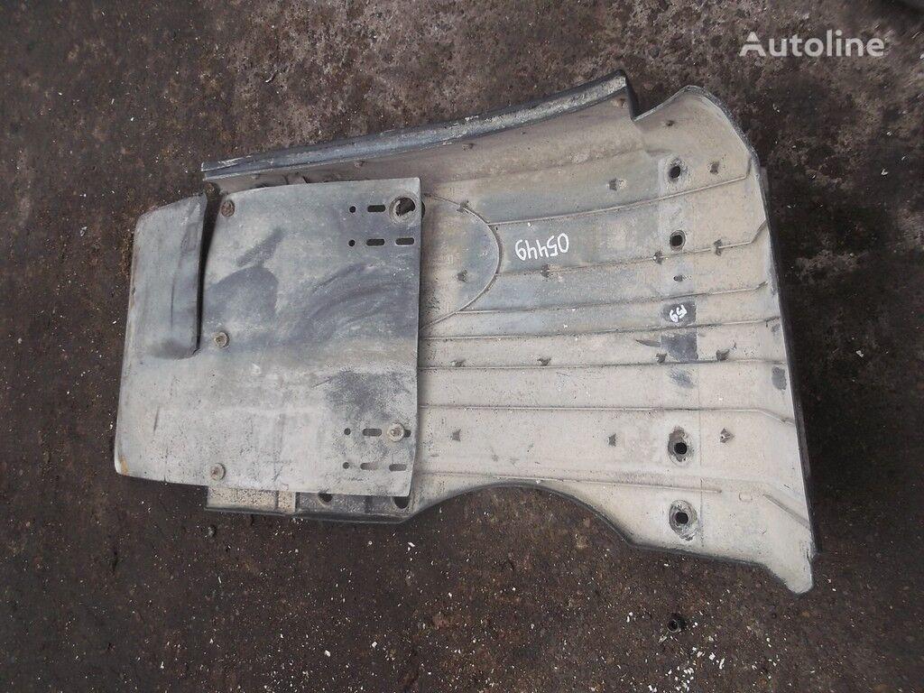 perednee pravoe Iveco mudguard for truck