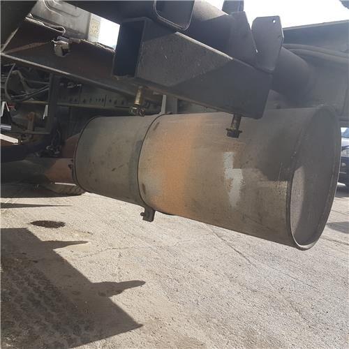 muffler for MAN M 2000 L 12.224 LC, LLC, LRC, LLRC truck