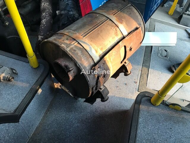 muffler for MAN A23 A21 A20 Lions City  CNG Endtopf bus