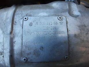 EBERSPACHER Uitlaat met ad-Bleu tank compleet (160212330) muffler for MERCEDES-BENZ truck