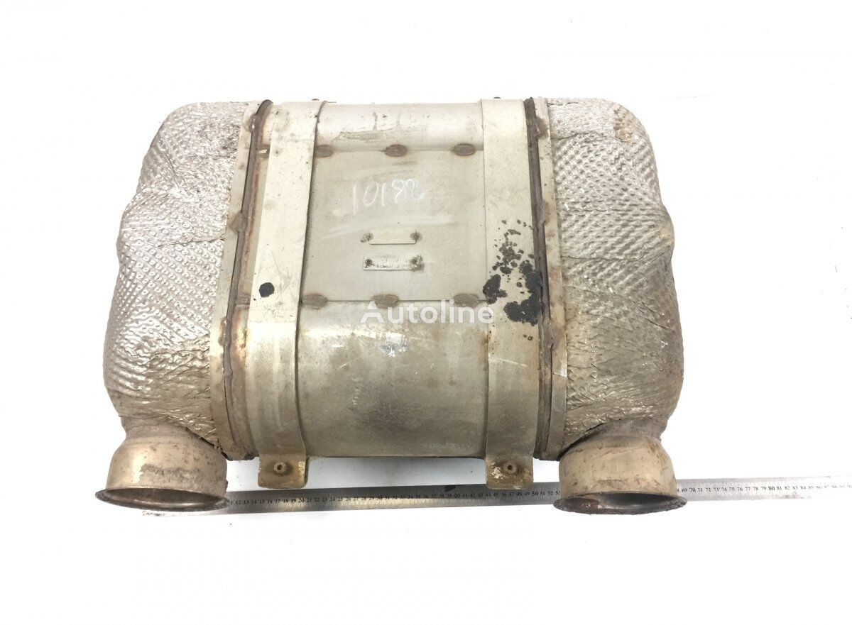 PROVENTIA K-series (01.06-) (F18961) muffler for SCANIA P G R T-series (2004-) tractor unit