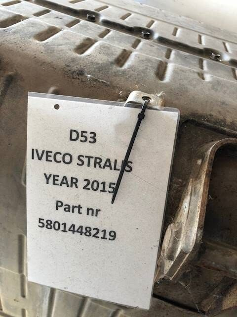 IVECO EXHAUST SILENCER EURO 6 : P/N: 5801448219 (5801448219) muffler for truck
