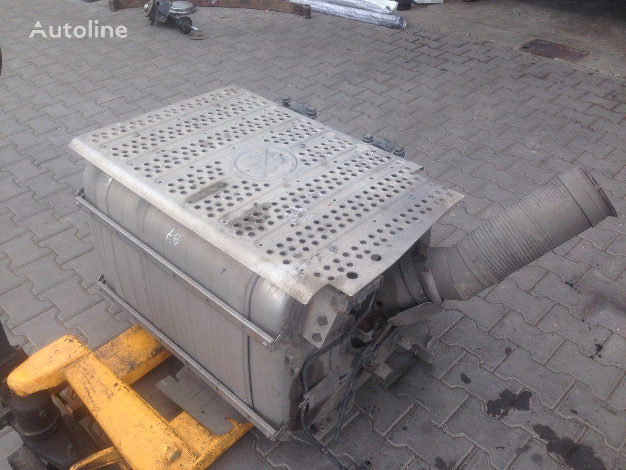MERCEDES-BENZ muffler for MERCEDES-BENZ ACTROS MP4 truck