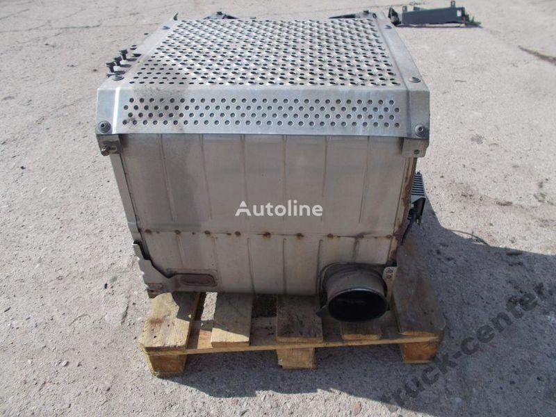 muffler for MERCEDES-BENZ ACTROS MP3 EURO 5 tractor unit