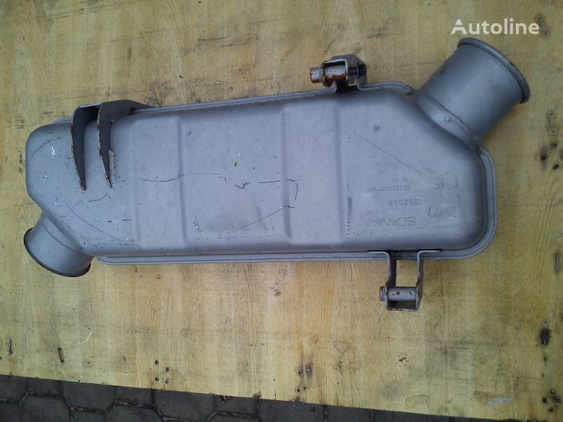 SCANIA muffler for SCANIA SERIE  R tractor unit