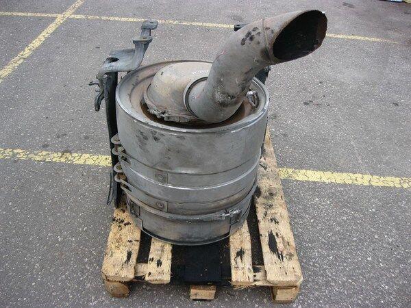 SCANIA CILINDRIChESKIY v sbore s kronshteynami (2028508) muffler for truck