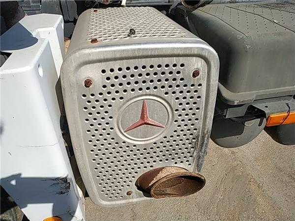 SILENCIADOR muffler for MERCEDES-BENZ Axor 2 - Ejes Serie / BM 944 1843 4X2 OM 457 LA [12,0 Ltr. - 315 kW R6 Diesel (OM 457 LA)] tractor unit