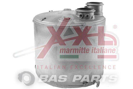 new XXL MARTMITTE ITALIANE muffler for truck