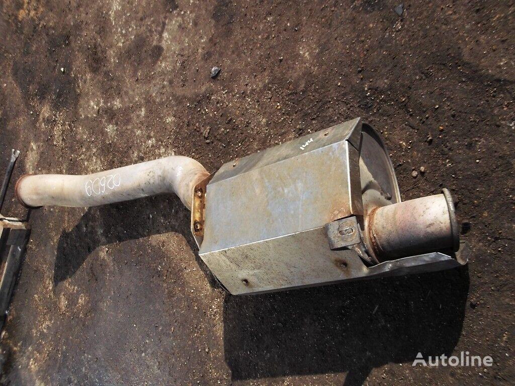 Glushitel vyhlopnyh gazov konechnyy DAF muffler for truck