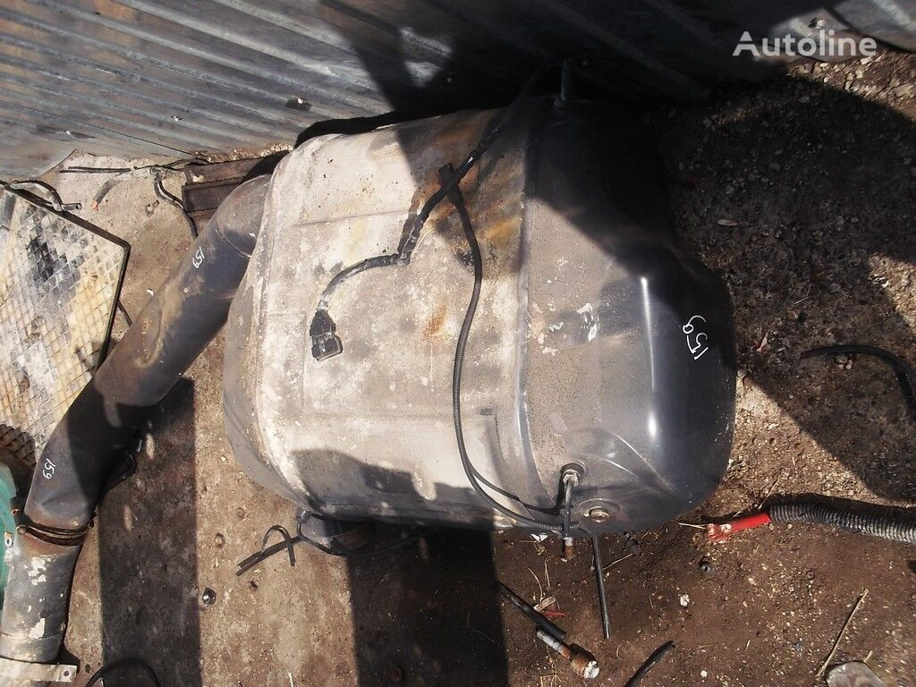 vyhlopnyh gazov Iveco muffler for truck
