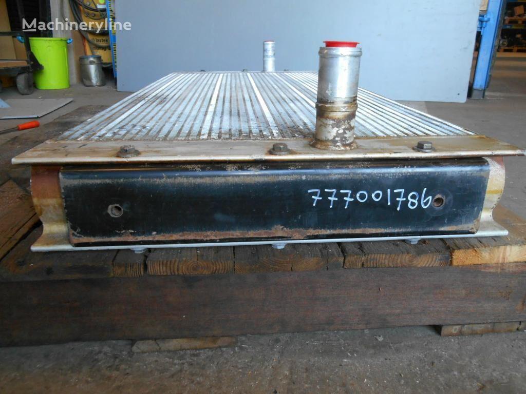 oil cooler for CATERPILLAR 324E excavator