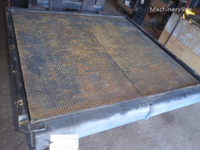 HITACHI EX550 oil cooler for excavator