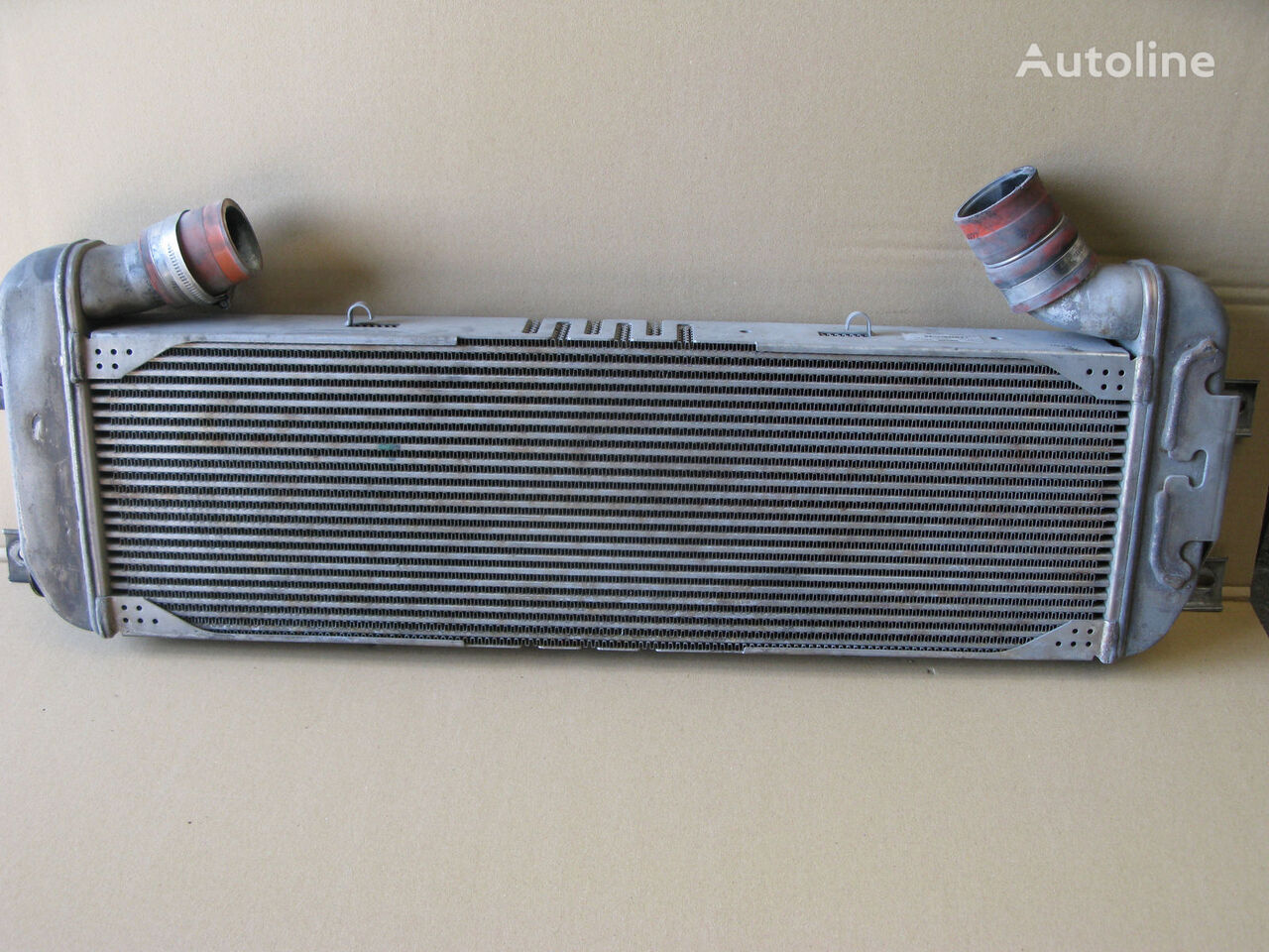 SCANIA CHŁODNICA EGR oil cooler for SCANIA XPI D9/D13 tractor unit