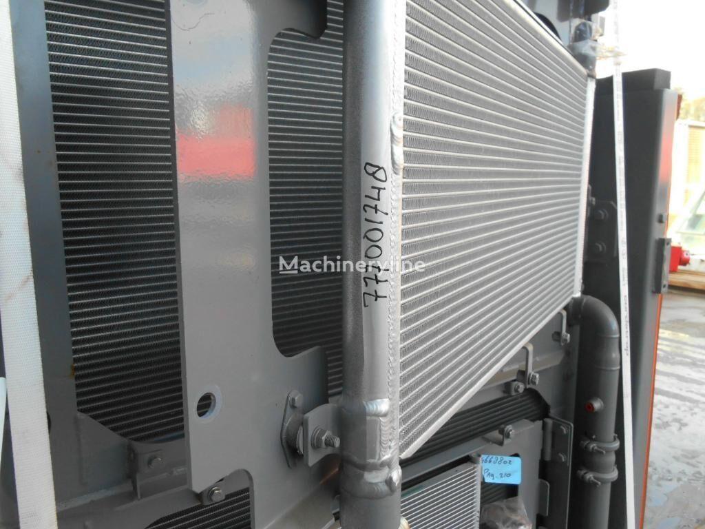 new T.Rad 1382-640-0000 oil cooler for excavator