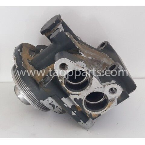 oil filter housing for KOMATSU HM300-2 articulated dump truck