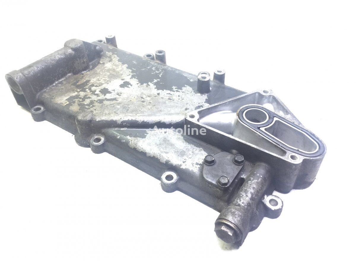 SCANIA Engine Oil Cooler Cover oil filter housing for SCANIA 4-series 94/114/124/144/164 (1995-2004) truck