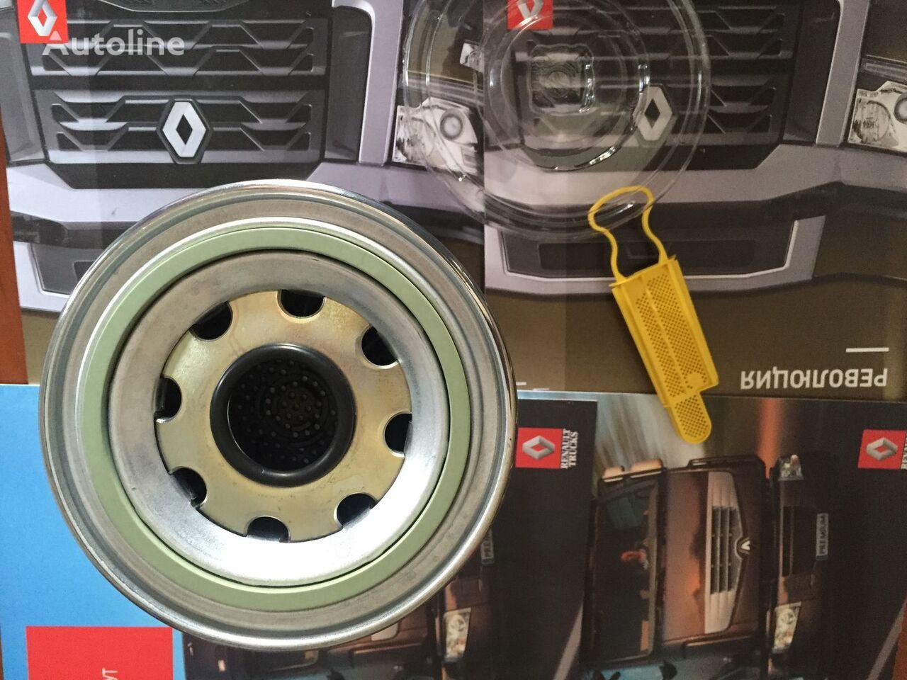 new RENAULT maslovlago-otdelitelya oil filter for RENAULT Premium DXI, Kerax DXI Magnum DXI, Midlum DXI truck