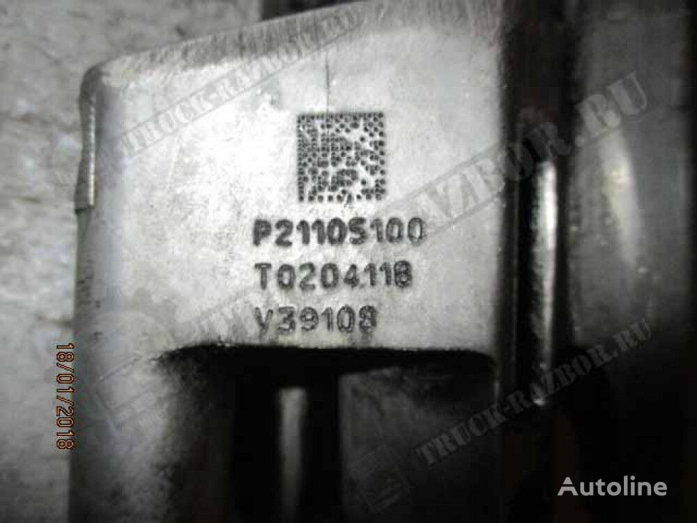 oil pump for RENAULT tractor unit