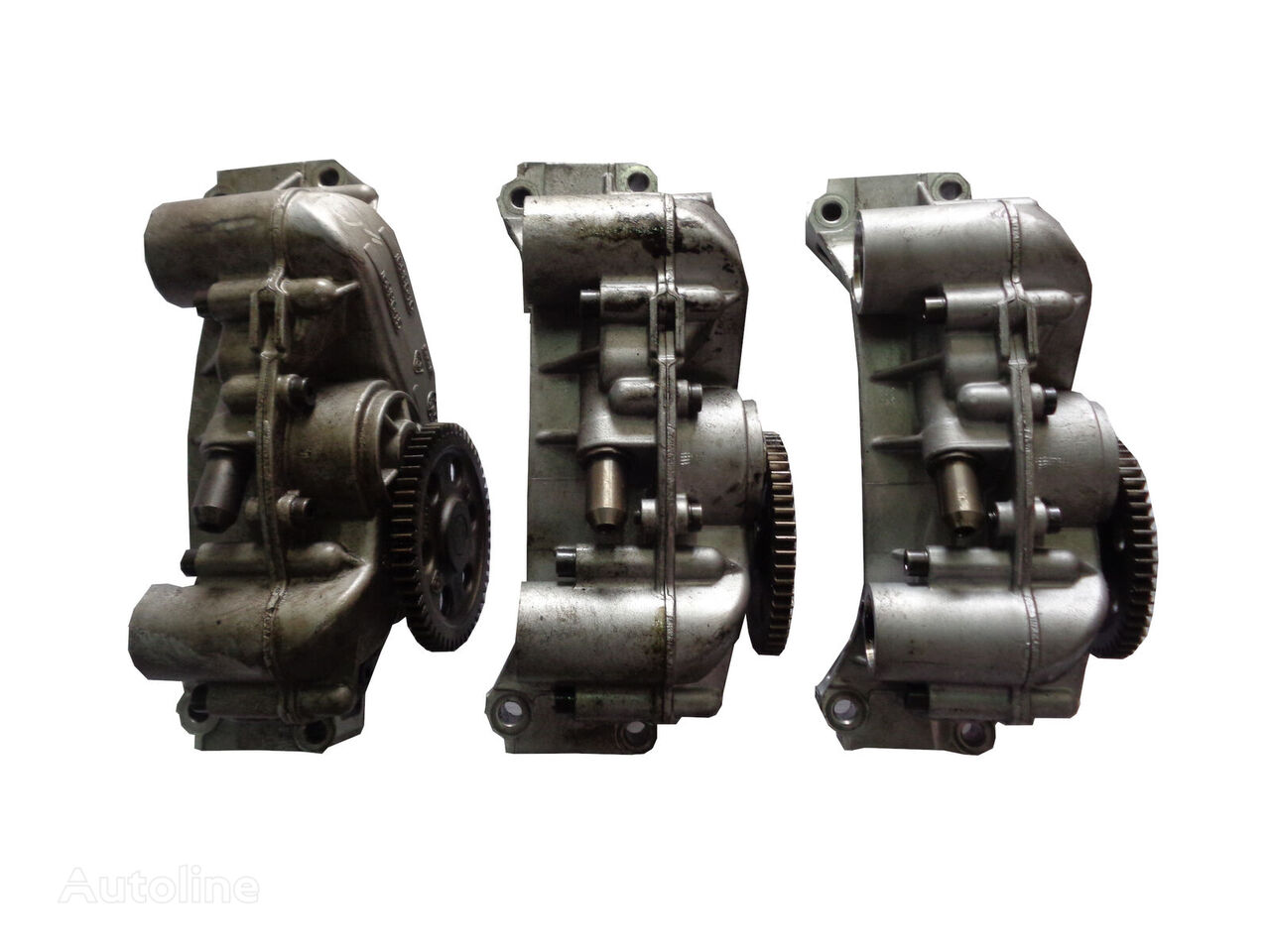 oil pump for DAF XF 105 tractor unit