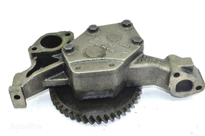 oil pump for MAN TGA (2000-2008) truck